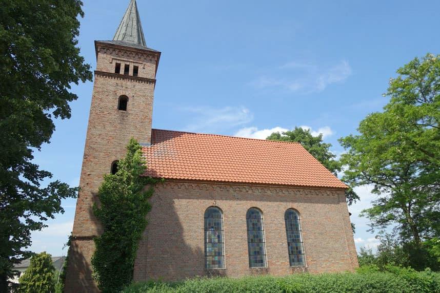 Dorfkirche Parlow